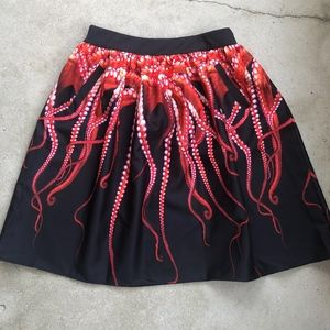 Octopus Skirt with Pockets - Super Unique
